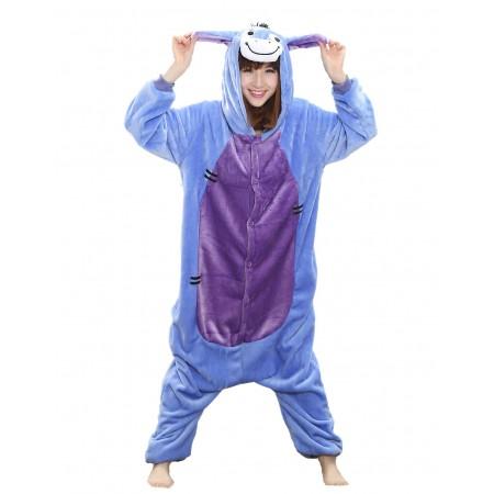 Eeyore Kigurumi Onesie Pajamas Animal Costumes For Women & Men