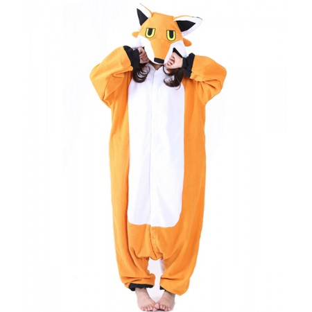 Mister Fox Kigurumi Onesie Pajamas Animal Costumes For Women & Men