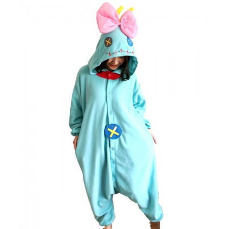 Lilo Stitch Kigurumi Onesie Pajamas Animal Costumes For Women Men