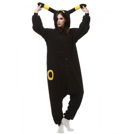 Pokemon Yellow Monster Kigurumi Onesie Pajamas Animal Costumes For Women & Men