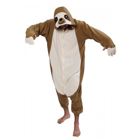 Sloth Kigurumi Onesie Pajamas Animal Costumes For Women & Men