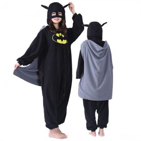 Batman Onesie Pajama Batman Costume For Women & Men