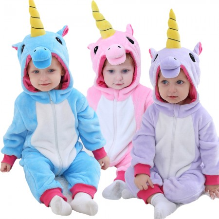 Toddler Unicorn Onesie Costume for Baby