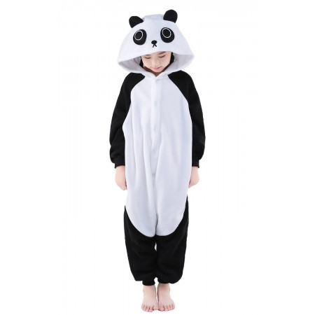 Panda Kigurumi Onesie Pajamas Animal Costumes for Kids