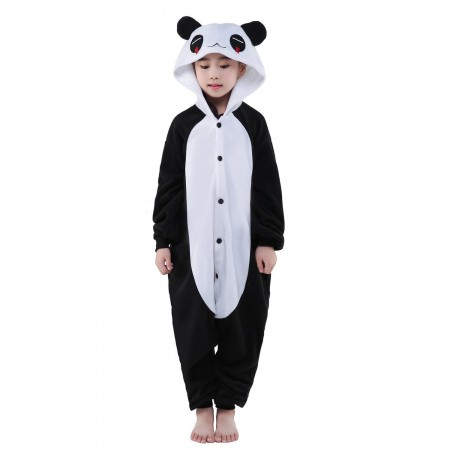 Tears Panda Kigurumi Onesie Pajamas Animal Costumes for Kids