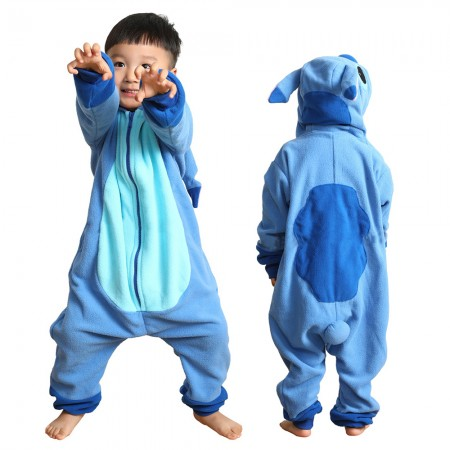 Stitch Onesie Pajamas Animal Costumes for Kids