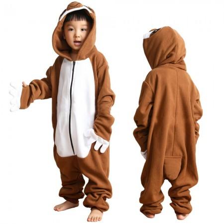Sloth Onesie Pajamas Animal Costumes for Kids