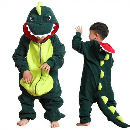 Dinosaur Onesie Pajamas Animal Costumes for Kids