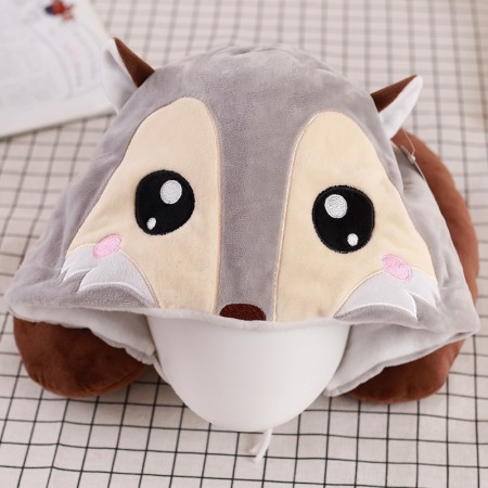 Mister Fox Neck Pillow
