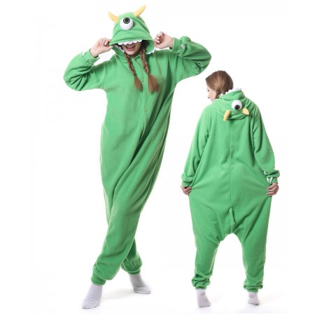 Eyed Monster Onesie Pajama Animal Costumes