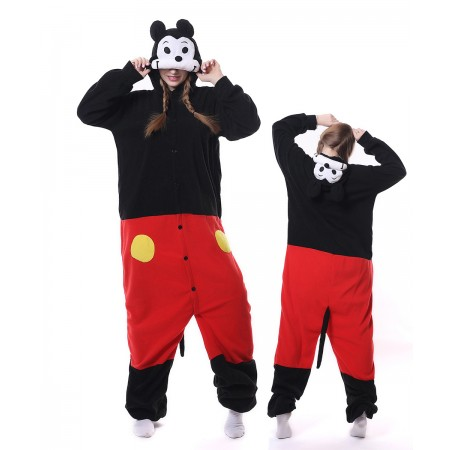 Mickey Onesie Pajama Animal Costumes For Women & Men