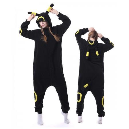Pokemon Yellow Monster Onesie Pajama Animal Costumes For Women & Men