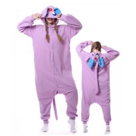 Espeon Pokemon Monster Onesie Pajama Animal Costumes For Women & Men