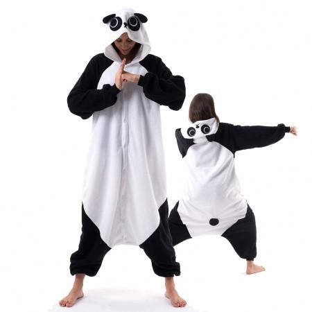 Panda Costume Onesie Pajamas For Unisex