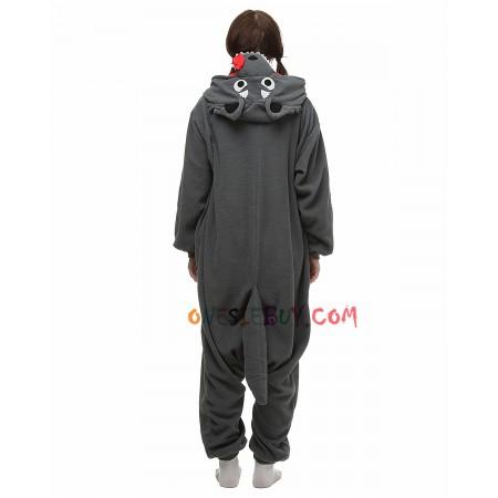 1c40456b0eb3 Wolf Kigurumi Onesie Pajamas Animal Costumes For Adult