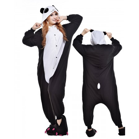 Tears Panda Kigurumi Onesie Pajamas Animal Costumes For Adult