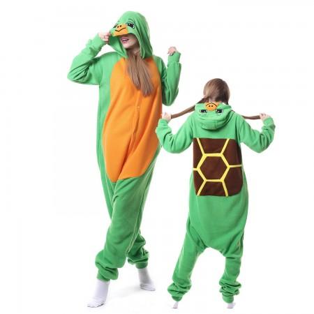 Turtle Onesie Costumes for Women & Men